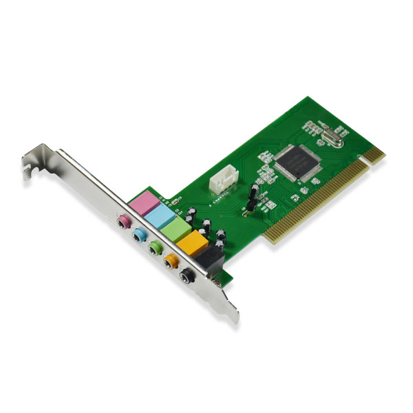 PLACA DE SOM MULTILASER PCI EXPRESS 5.1 GA140