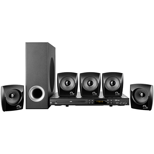 HOME THEATER MULTILASER SP168