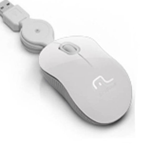 Mouse Multilaser Retratil Super  Mini MO184