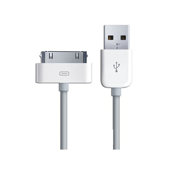 Cabo USB para iPhone 4-4S-IPAD 3 Multilaser WI255